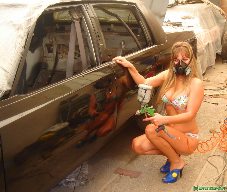 Куда обращаться в случае необходимости кузовного ремонта