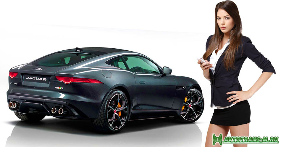 Превосходство в своём классе Jaguar F-Type