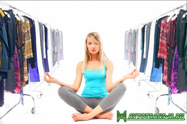 Как наполнить современную гардеробную?