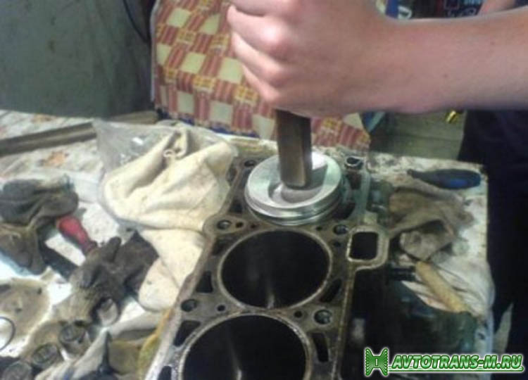 Как самостоятельно отремонтировать двигатель ВАЗ 2109?