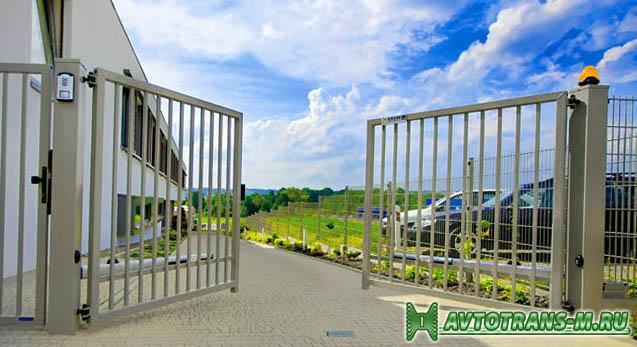 Как сделать новые автомобильные ворота