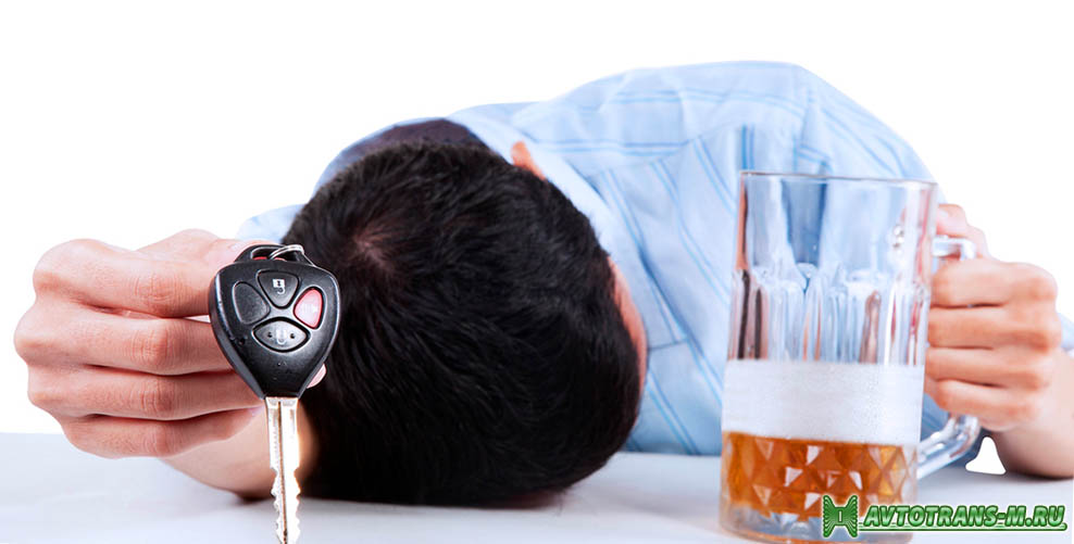 Услуга «трезвый водитель» поможет избежать проблем с ГИБДД