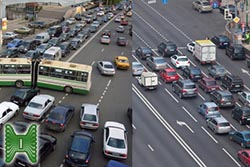 Коммент истины: что говорят в Интернете о дорогах и пробках в двух столицах