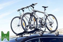 Четыре способа перевозки велосипедов автомобилем
