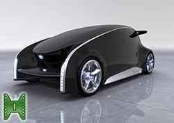 Десять автомобилей будущего