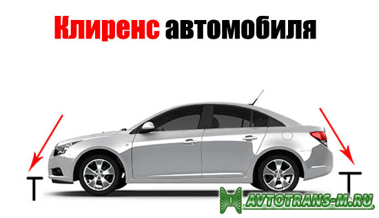Что такое клиренс автомобиля
