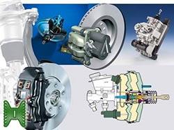 ABS ( antilock brake system ) - система антиблокировки тормозов