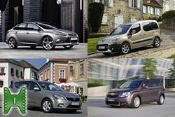 Десять – и даже больше – автомобилей для поездки на дачу