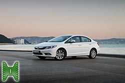 Новая Honda Civic 4D: цены и конкуренты