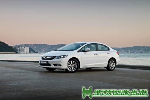 Новая Honda Civic 4D: цены и конкуренты