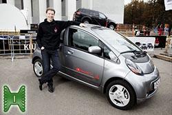 Mitsubishi i-MIEV: жизнь без бензина и солярки