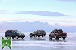 Тест-драйв полноприводных моделей Nissan: Байкальское приключение